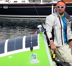 Great Pacific Race - Summer 2014